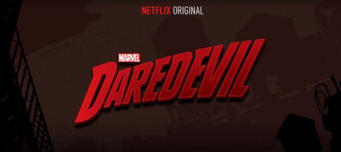 Il logo di Daredevil