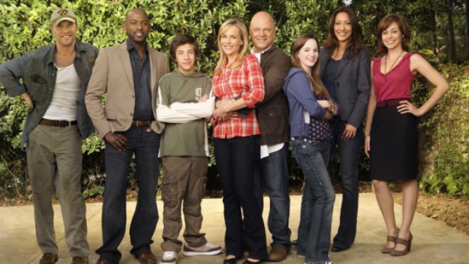 Il cast di No Ordinary Family