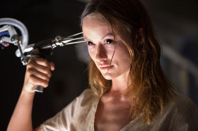 Olivia Wilde in The Lazarus Effect