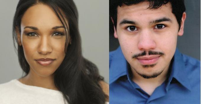 Candice Patton e Carlos Valdes new entry nel cast di Flash