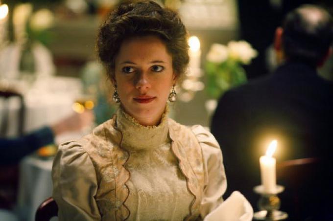 Rebecca Hall in The Prestige