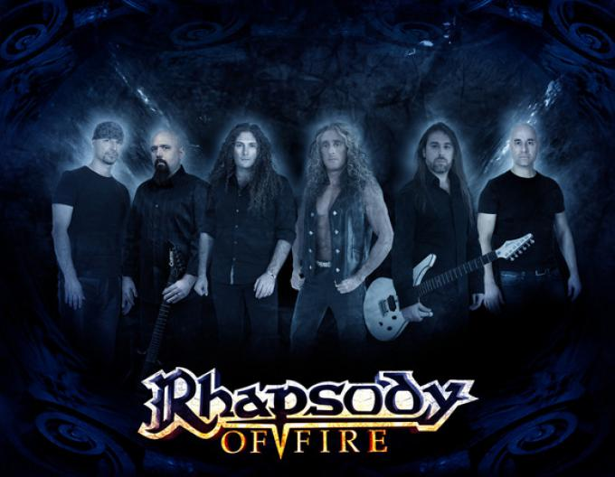 I Rhapsody of Fire
