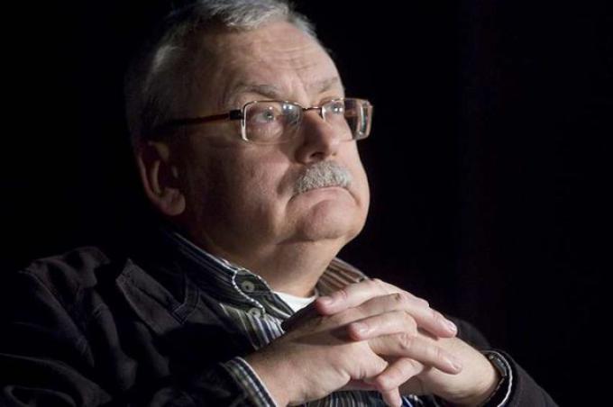 Andrzej Sapkowski, il padre di Geralt di Rivia, lo Strigo.