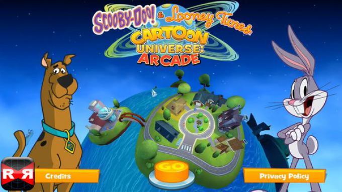 Scooby Doo & Looney Tunes Cartoon Universe Arcade