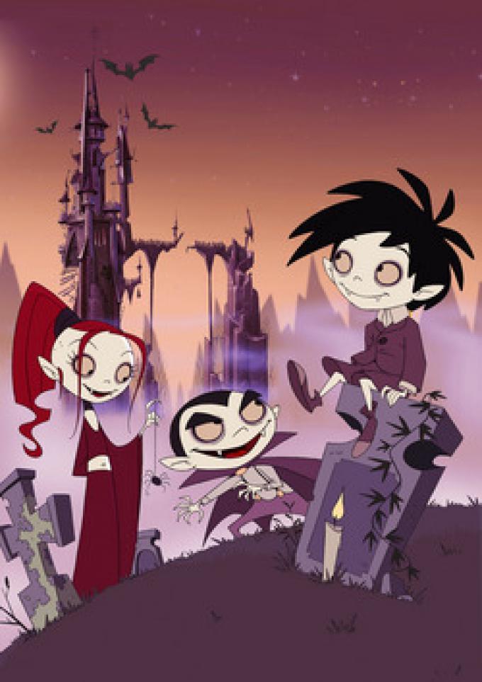 Scuola di vampiri è il cartone animato più seguito del momento