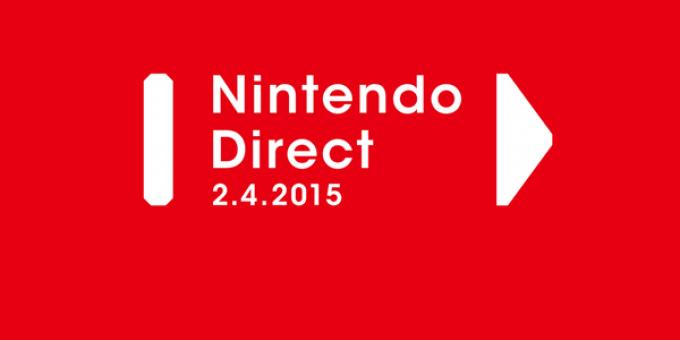Il logo della Nintendo Direct