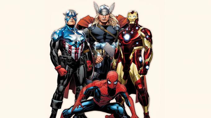 Spider-Man e gli Avengers