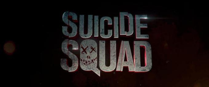Il logo definitivo di Suicide Squad svelato alla San Diego Comic-Con 2015