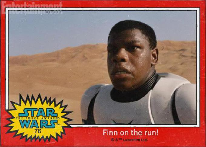 John Boyega è Finn