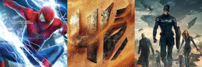 Spider-Man, Transformers e Captain America tra i protagonisti degli spot del Super-Bowl 2014