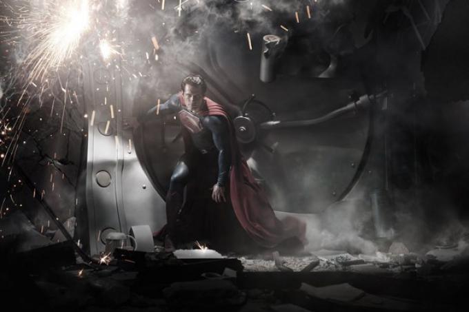 La prima immagine ufficiale del nuovo Superman