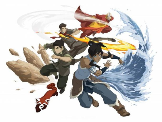 Legend of Korra, un'immagine