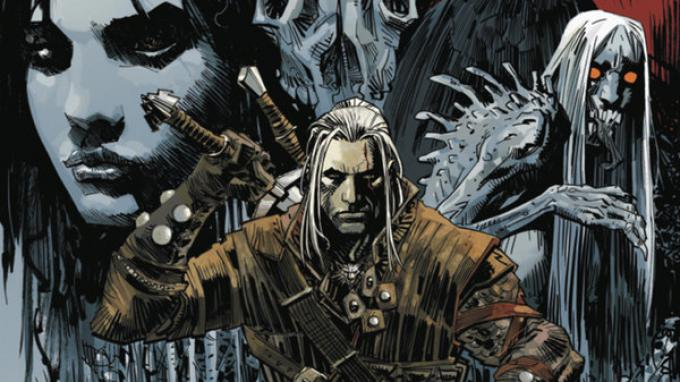 The Witcher: i fumetti di Joe Querio e Paul Tobin presto pubblicati in Italia da Panini comics.