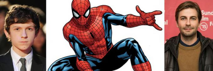 Tom Holland, Spider-Man e Jon Watts