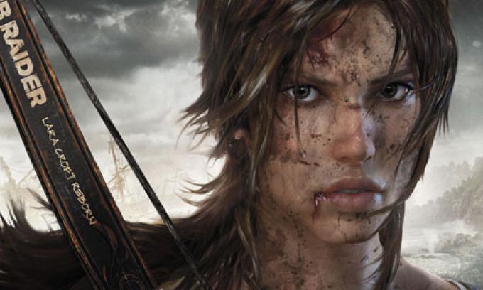 La nuova Lara Croft
