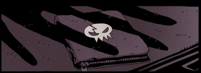 Una vignetta di Undead Trinity