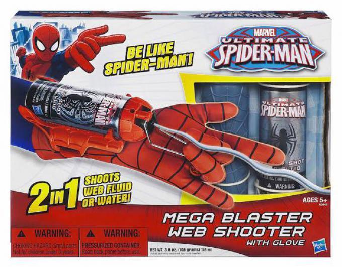 Mega Blaster Web Shooter