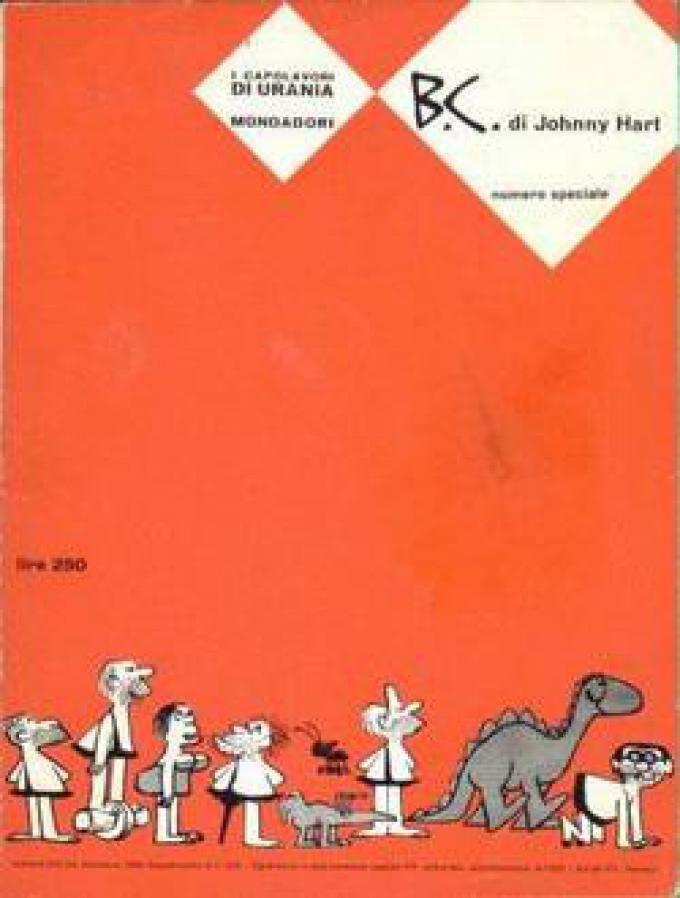 Risultati immagini per johnny hart bc, milano 1963