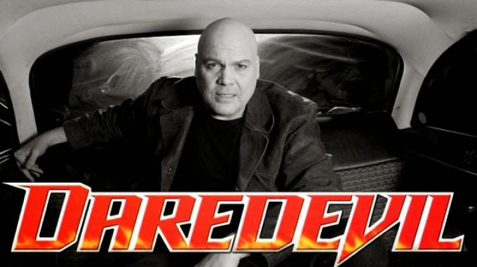 Vincent D'Onofrio alias Kingpin in Daredevil
