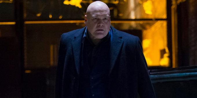 Vincent D'Onofrio in Daredevil