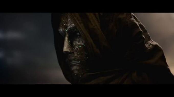 Dr. Doom in Fantastic Four