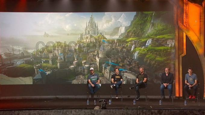 Il panel su Warcraft alla BlizzCon 2013