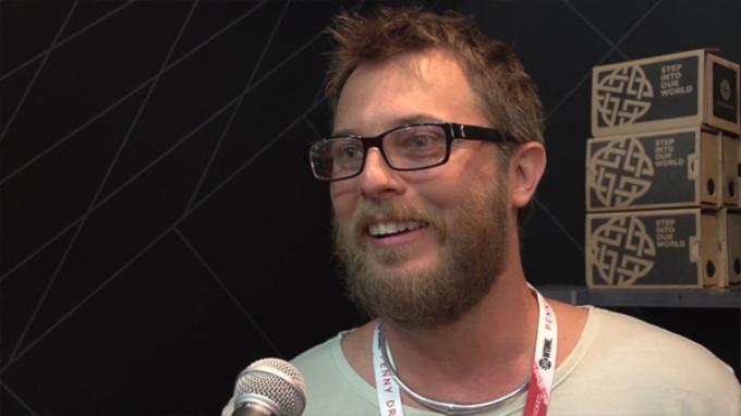 Duncan Jones alla Comic-Con 2015