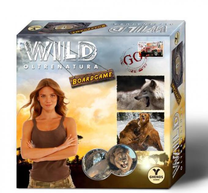 La scatola di WILD. Fiammetta Cicogna non poteva mancare.