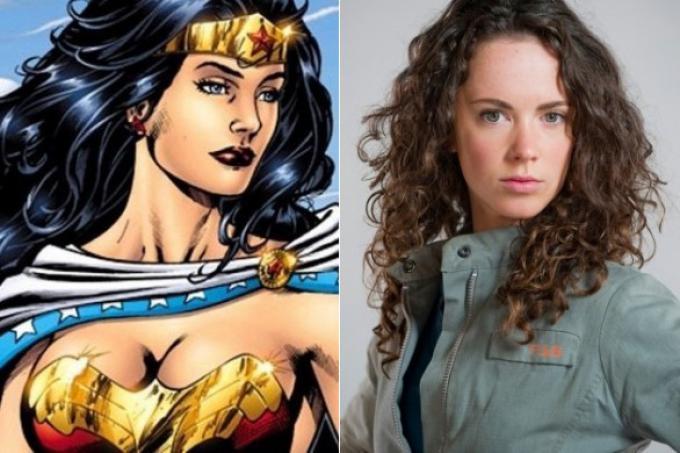 L'attrice scozzese Amy Manson sarà Wonder Woman?