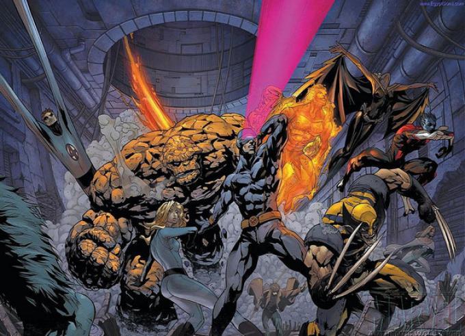 X-Men e Fantastici Quattro insieme al cinema?