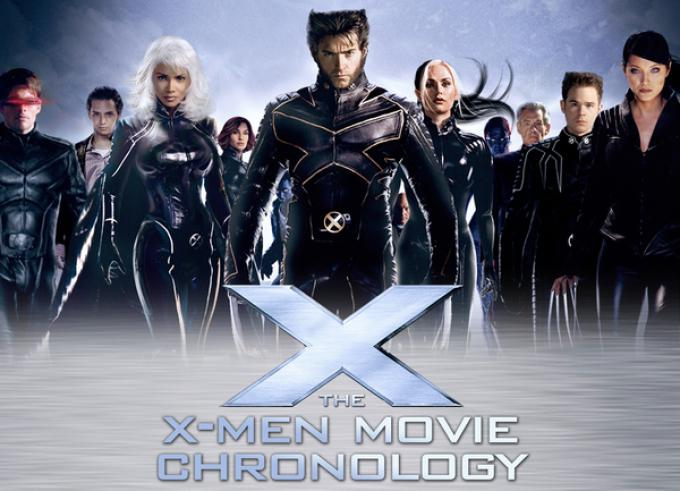 Le squadre di X-Men riunite in X-Men: Days of Future Past