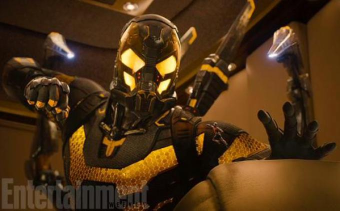 Yellowjacket in Ant-Man
