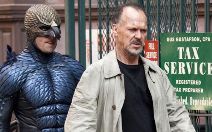 Birdman e Michael Keaton
