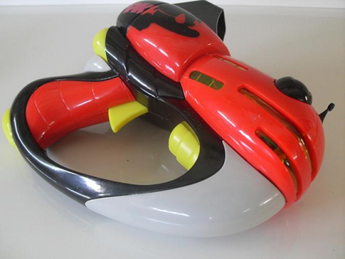 Blaster (particolare)