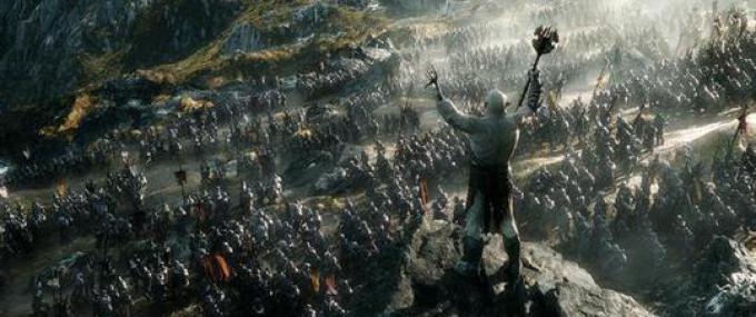 Immagine da Lo Hobbit: la battaglia delle cinque armate