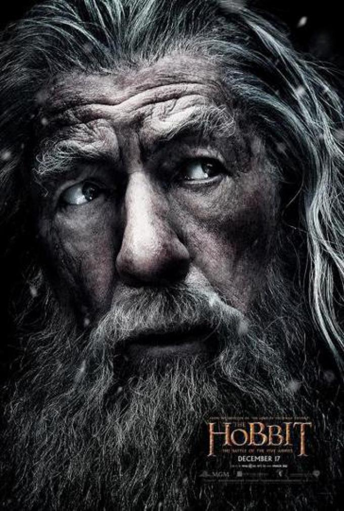 Ian McKellen - Gandalf Il Grigio
