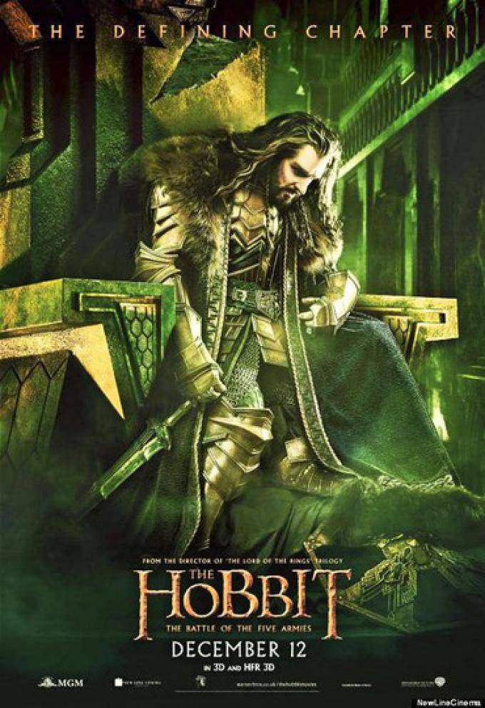 Richard Armitage (Thorin Scudodiquercia)