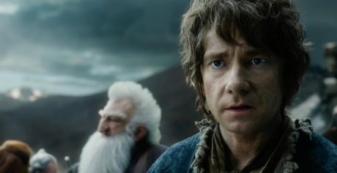 Martin Freeman - Bilbo Baggins
