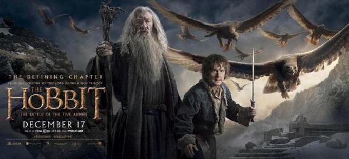 Gandalf e Bilbo
