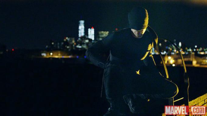 Charlie Cox è Daredevil