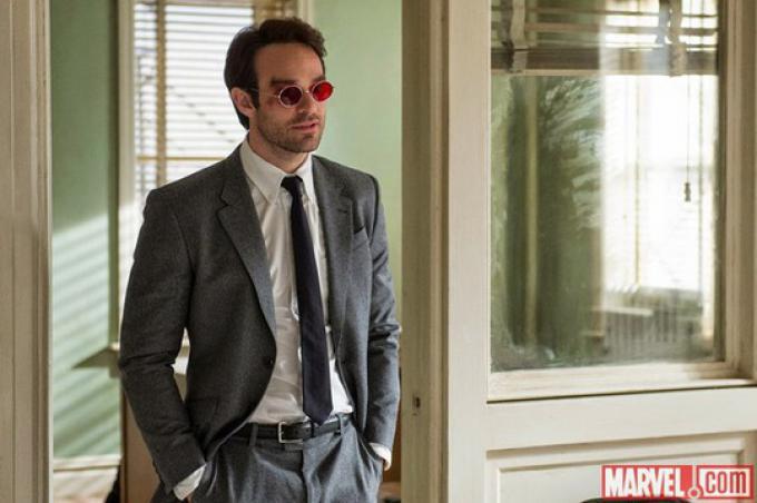 Charlie Cox è Matt Murdock