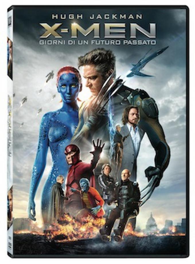X-Men: Giorni di un futuro passato - DVD