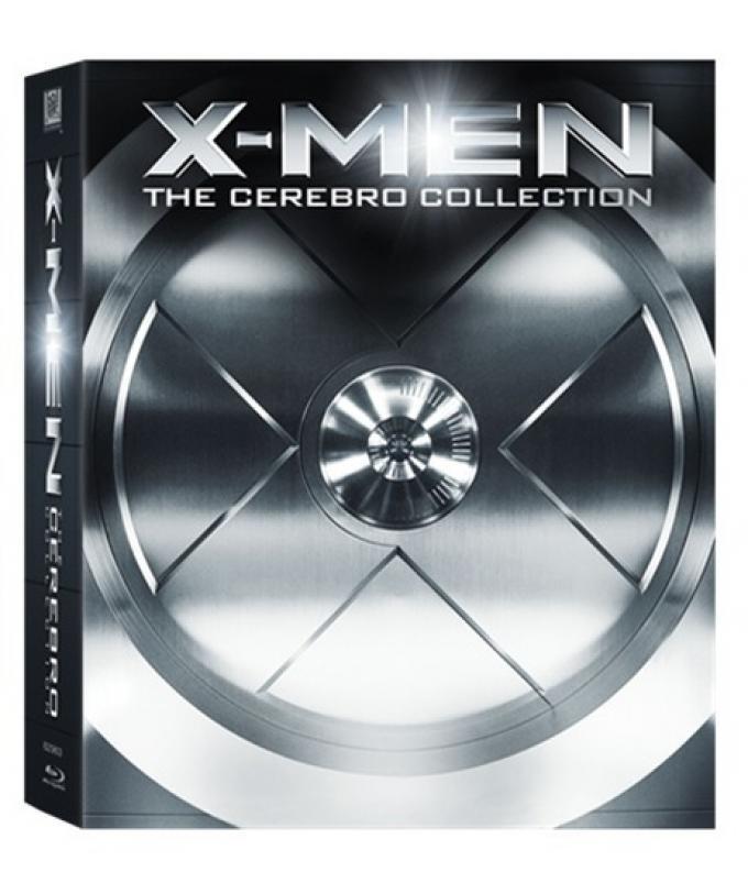 X-Men: Cerebro Collection - Blu-ray