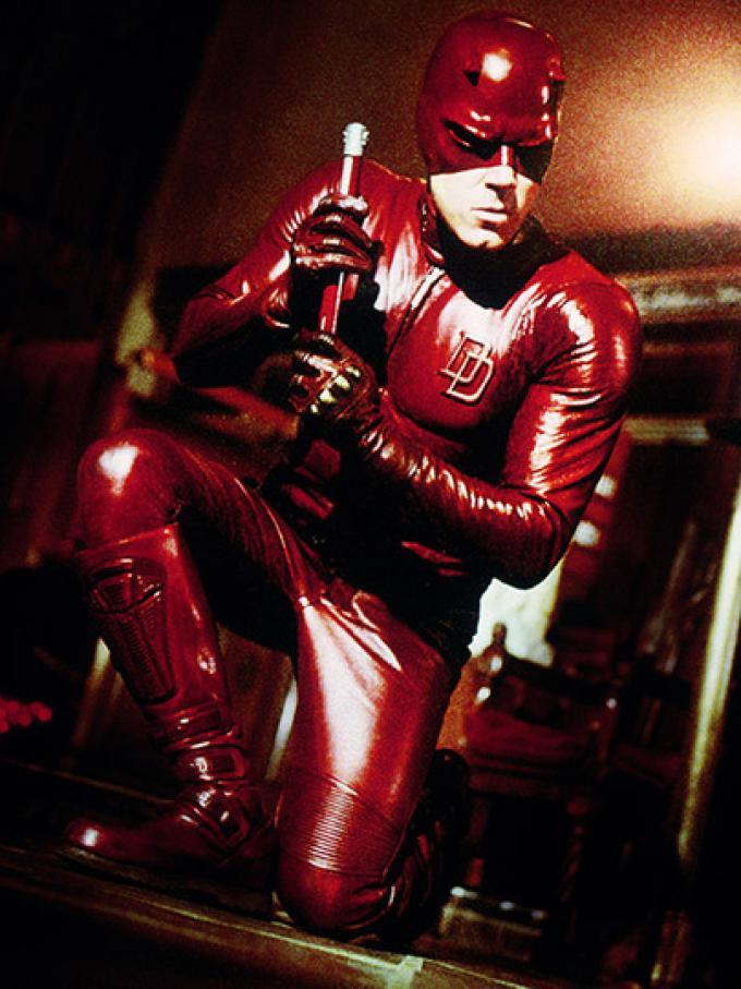 Ben Affleck - Daredevil - 2003