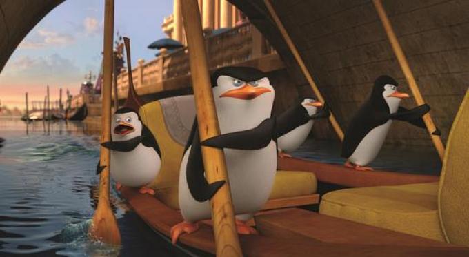 Immagine da I Pinguini di Madagascar
