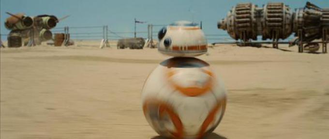 Il nuovo droide che stanno cercando.