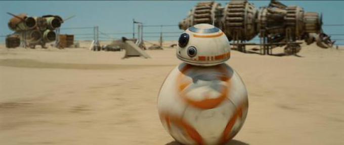 Il droide che stanno cercando.
