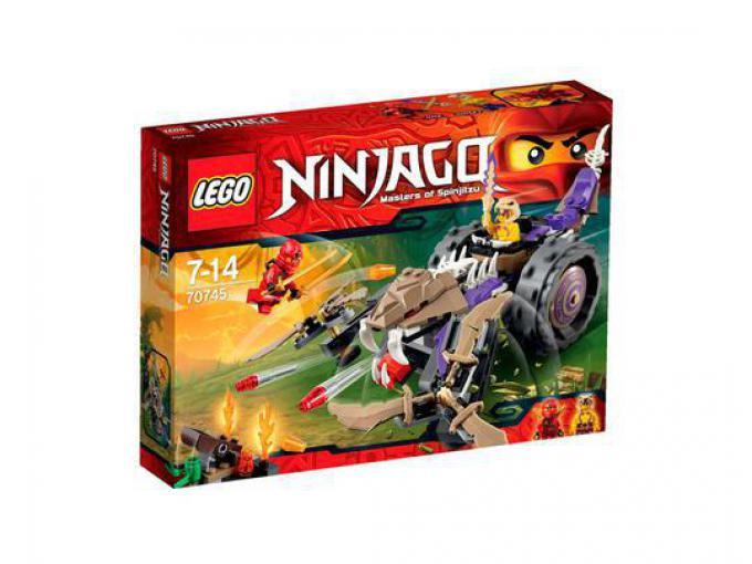 La serpe-moto Anacondrai