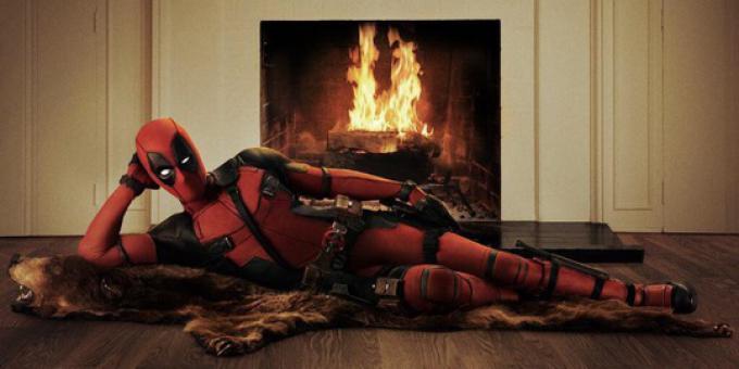 Ryan Reynolds alias Deadpool