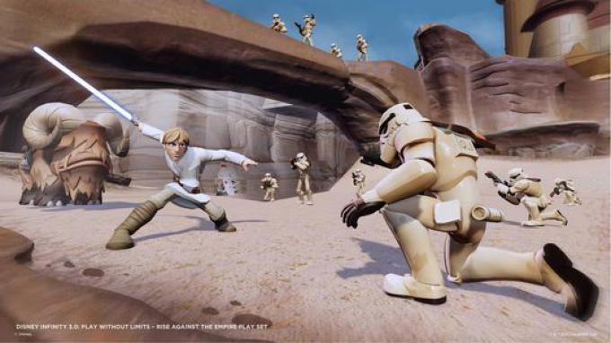 Rise Against the Empire - Luke